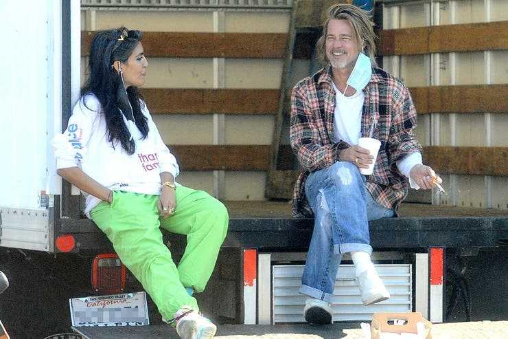 Brad Pitt Solidario