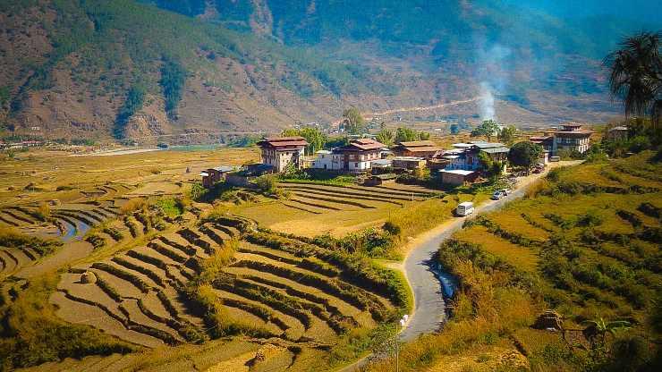 Bután, el país más ecológico