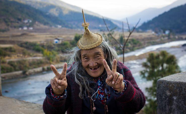 Bután, el país más sostenible y feliz
