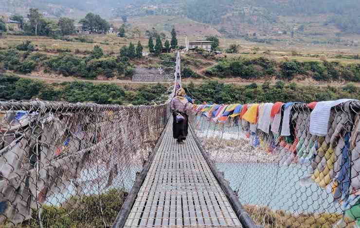 Bután, el país más ecológico y feliz
