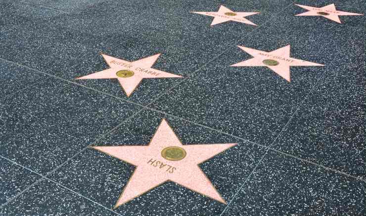 Estrellas de Hollywood