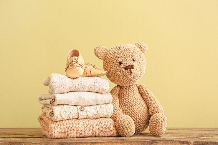Ropa de bebé ecológica