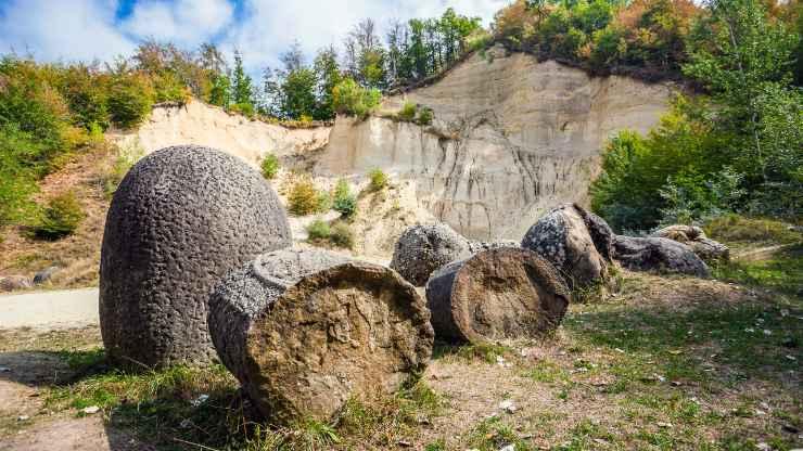 Trovants Piedras vivas