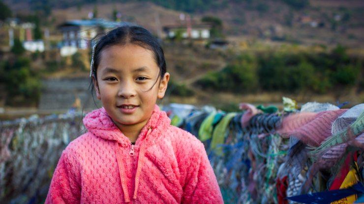 Bután, el país que mide la felicidad de sus habitantes
