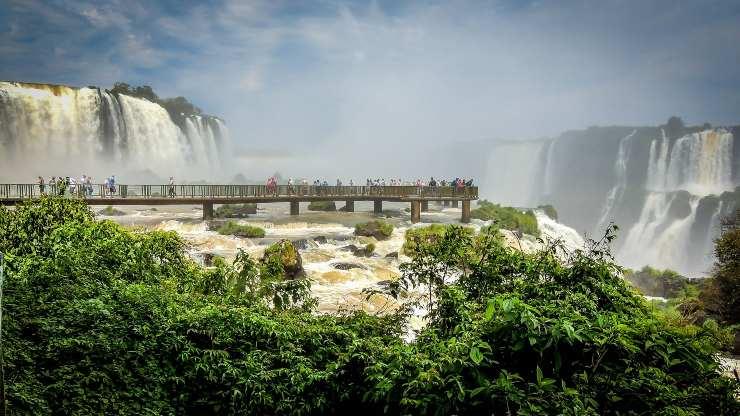 turismo inclusivo cataratas iguazu