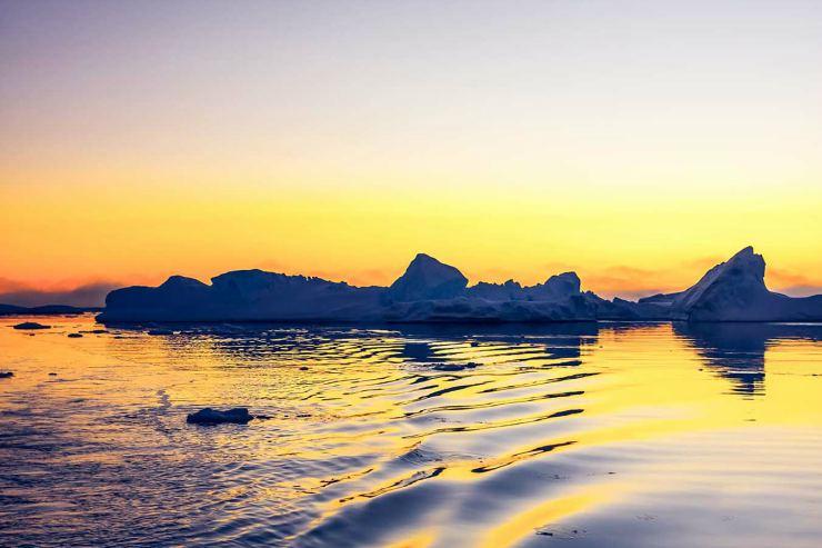 hielos canadienses en peligro de extincion