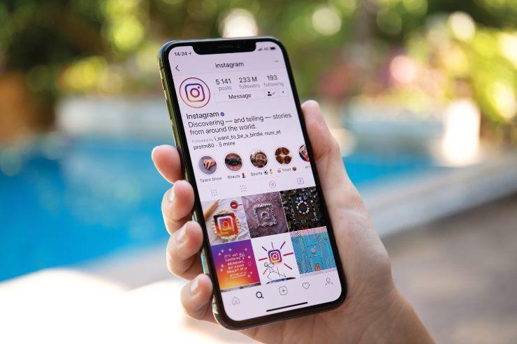 Tips para armar un feed de Instagram más saludable
