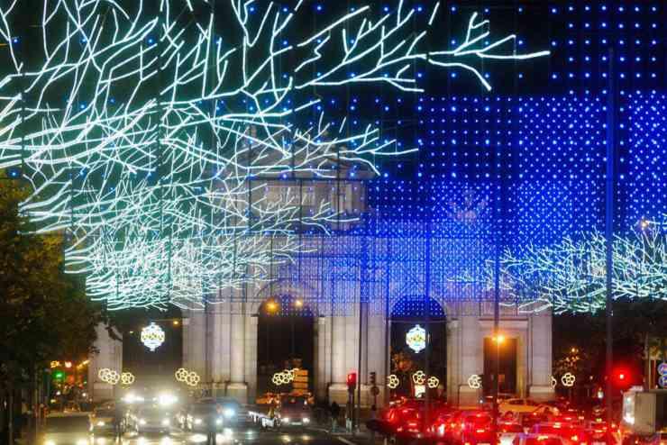 Navidad en ciudades del mundo