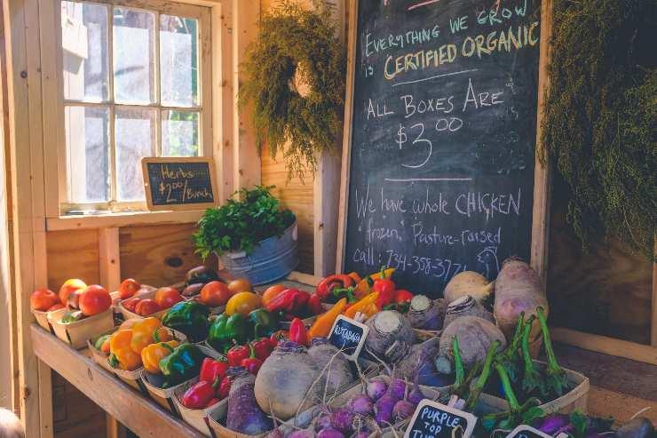 Producos orgánicos, agroecológicos y Km 0
