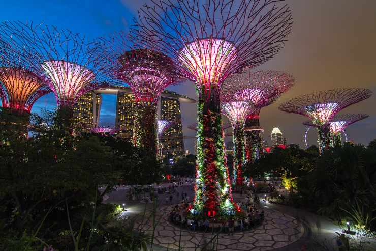 Turismo inclusivo Singapur