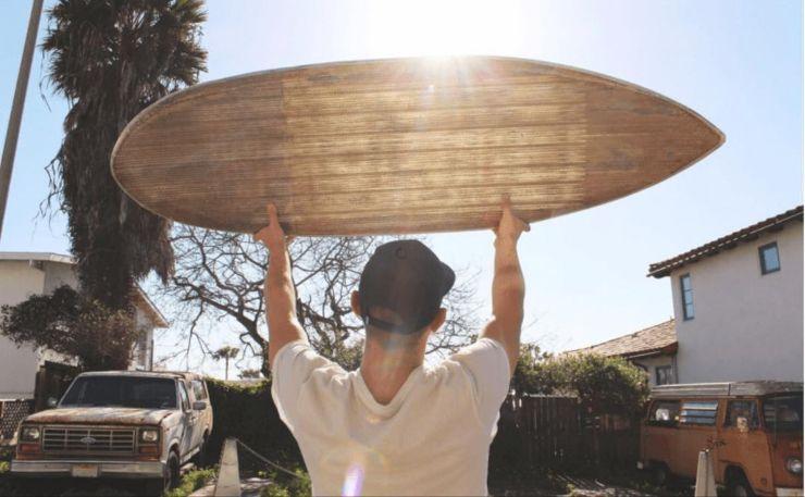 tablas de surf ecológicas