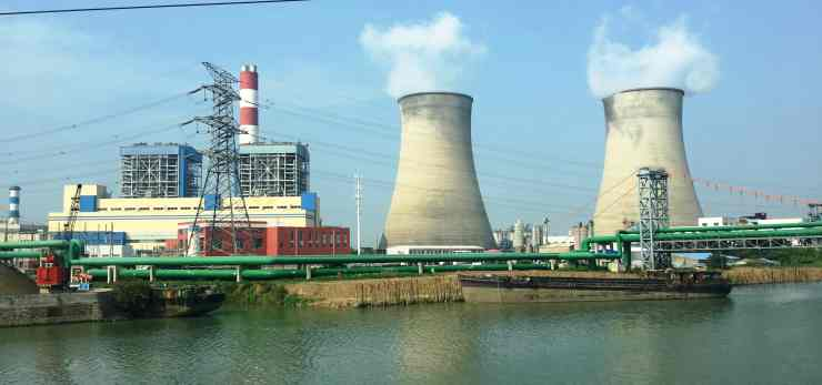 investigan emisiones de China que llegan al oceano