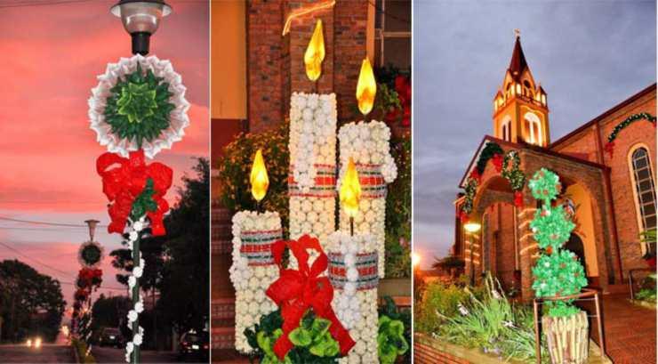 Fiesta de la Navidad de Capioví