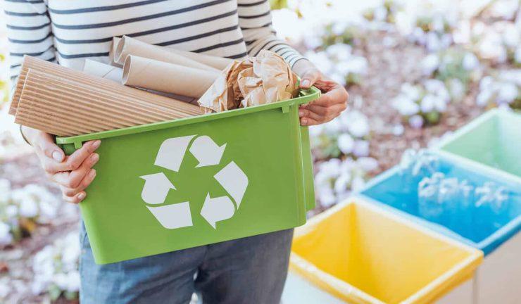 La regla de las tres R es clave para construir una sociedad de consumo responsable.