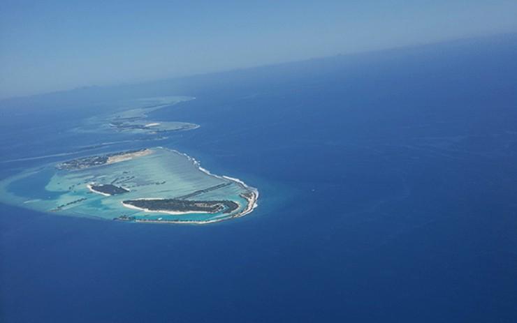 Hulhumalé, la isla artificial de Maldivas