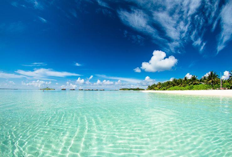 Islas Maldivas en peligro