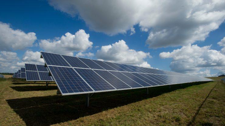La producción de energía limpia es clave para frenar el calentamiento global
