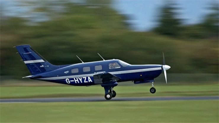 Aviones de hidrógeno de ZeroAvia