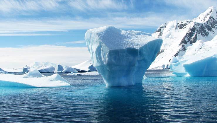 La preocupación siempre el el agujero en la capa de ozono sobre la Antártida.
