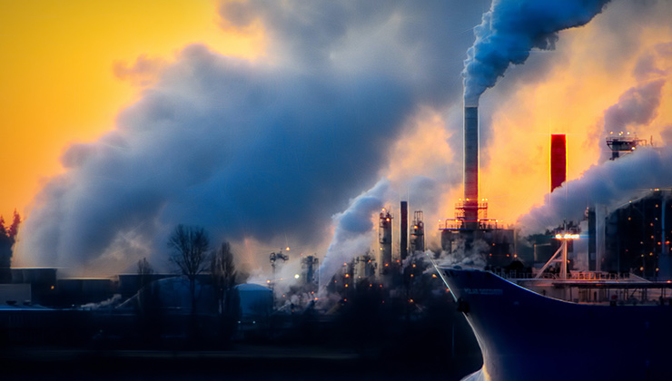 Las temperaturas en la tierra son cada vez más cálidas (Foto de Chris LeBoutillier - Pexels).