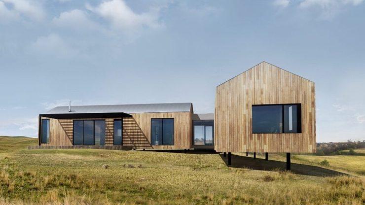 Casa carbono positivo