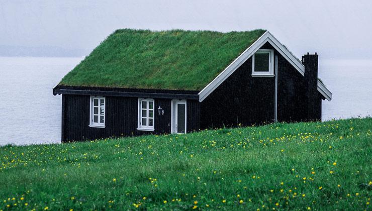 En un hogar sostenible prima el cuidado del ambiente (Foto de Tomáš Malík - Pexels).