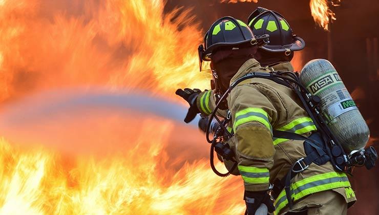 Los incendios forestales influyen en la temperatura de la tierra (El ártico es una de las regiones de la Tierra que más se calienta (Foto de Pixabay - Pexels).
