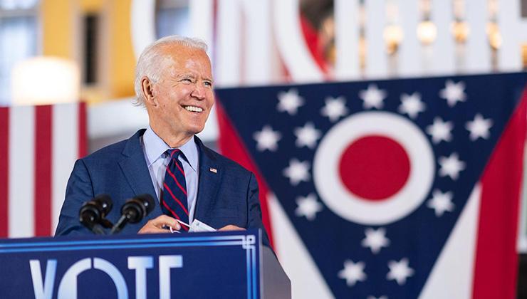 Joe Biden promete una agenda ambiental agresiva para hacer frente a la crisis climática (Foto Biden-Harris Transition).