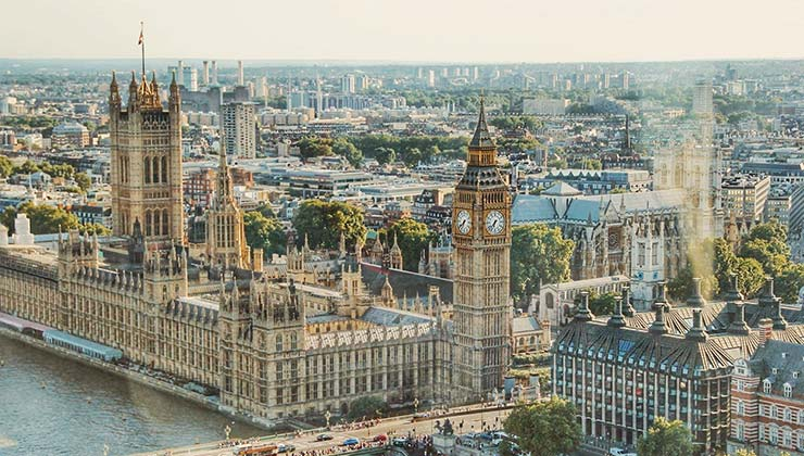 El Reino Unido se declaró en alerta máxima (Foto de Dominika Gregušová - Pexels).