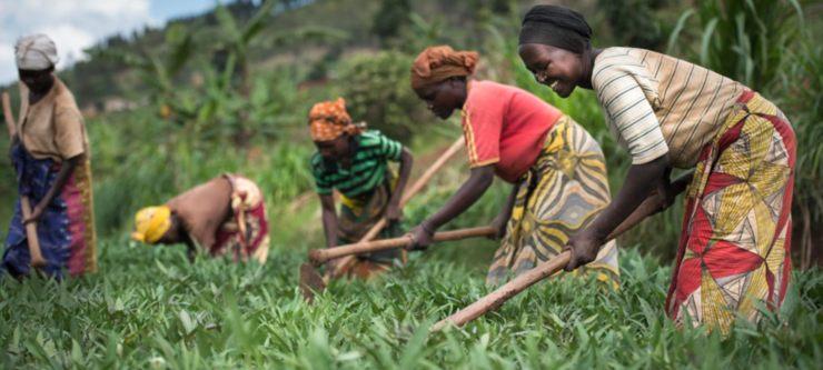 Mujeres Rwanda