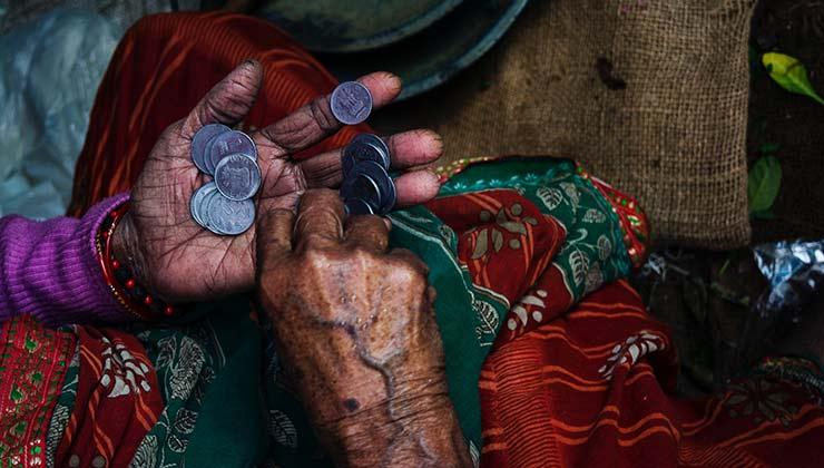 Sin inclusión ni posibilidades laborales la pobreza cero es difícil erradicar la pobreza cero (Foto de Kelly Lacy - Pexels).