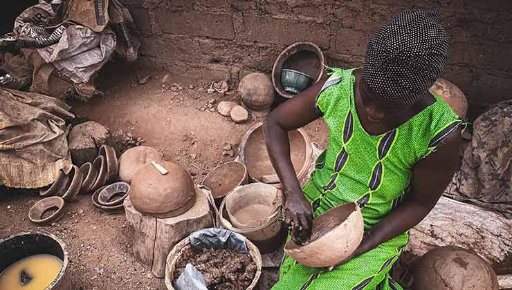 La malnutrición limita el desarrollo de las personas (Foto de Tope A. Asokere - Pexels).