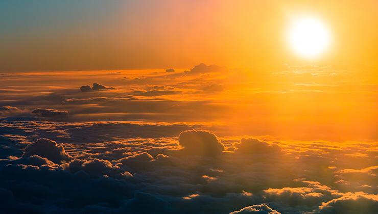 El proyecto busca atenuar el sol liberando polvo en la estratósfera (Foto de Pixabay - Pexels).