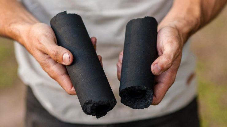 BrasUp carbón ecológico