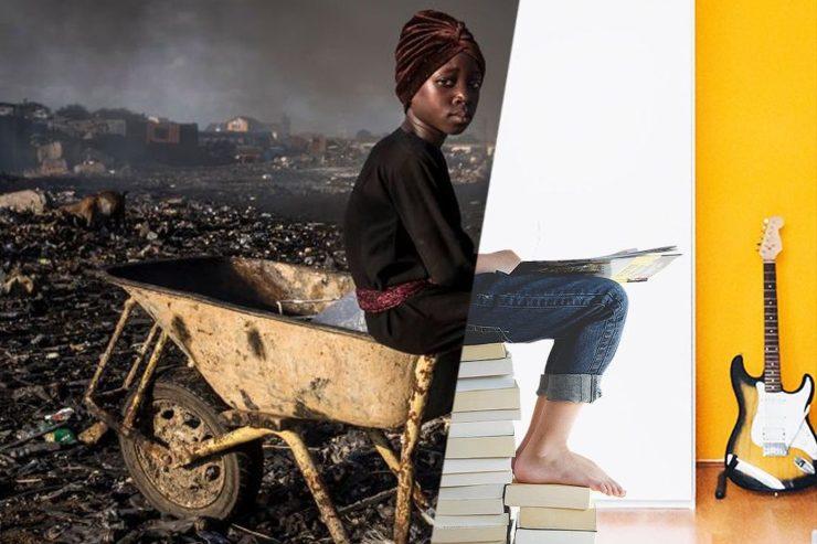 Imágenes para reflexionar sobre la Justicia Social