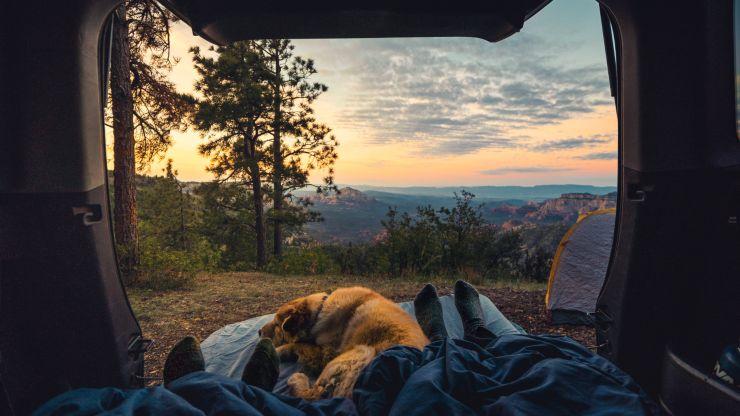 Relax en la naturaleza