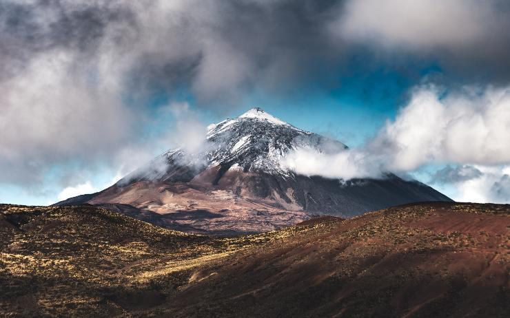 Parque Nacional del Teide en Canarias