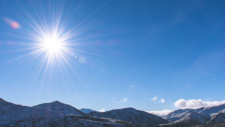 Todavía se desconocen los efectos que podría tener en la atmósfera la liberación de polvo (Foto de Brett Sayles - Pexels).