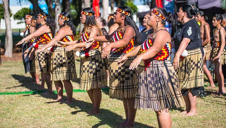 El reconocimiento del Matariki es un reconocimiento a la cultura maorí (Foto de govt.nz).