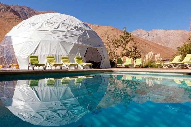 hoteles ecologicos en Sudamerica