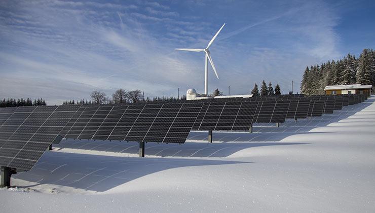 El Día de la Energía sirve para promover el uso de energías renovables (Foto de Pixabay - Pexels).
