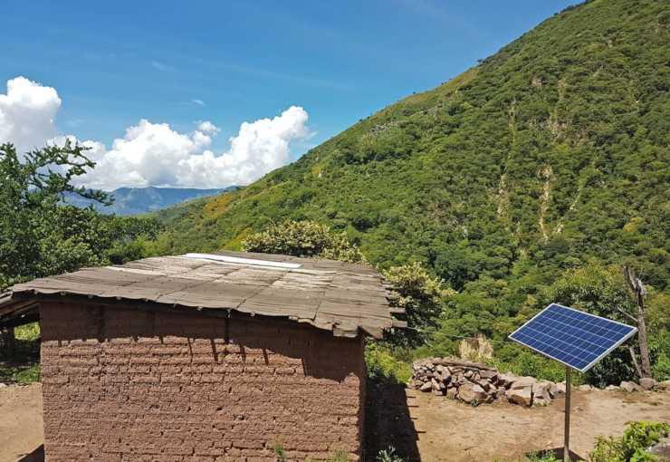 El sueño de llevar energía solar a comunidades aisladas de México
