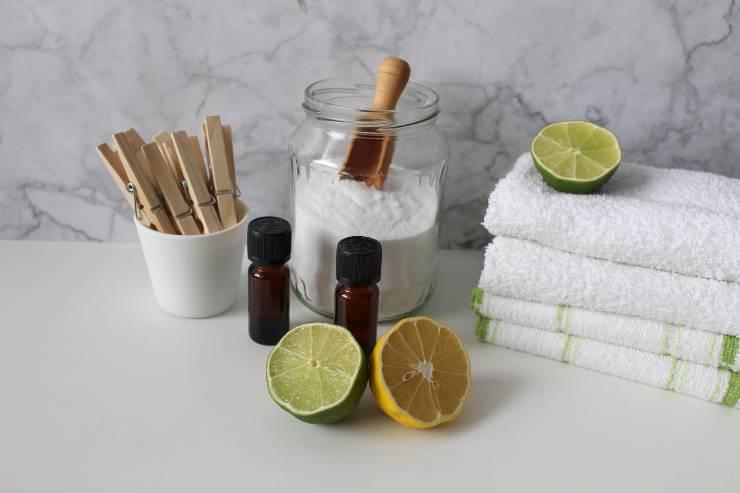limpiar el horno con productos ecologicos