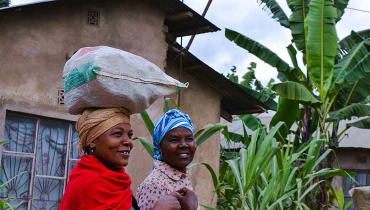 Los contagios de mujeres en áfrica prácticamente no están registrados (Foto de Blue Ox Studio - Pexels).