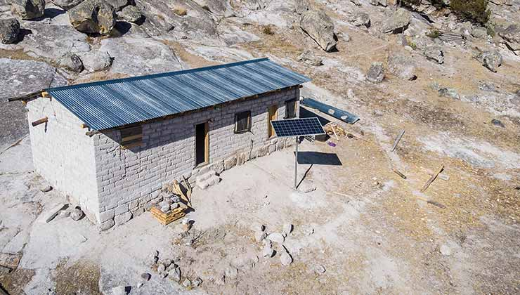 La idea de Iluméxico llevó energía solar a lugares remotos (Foto de Iluméxico).