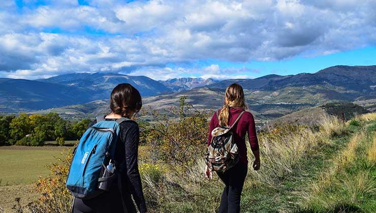 Para disfrutar de una jornada de senderismo hay que estar entrenado (Foto de Pixabay - Pexels).