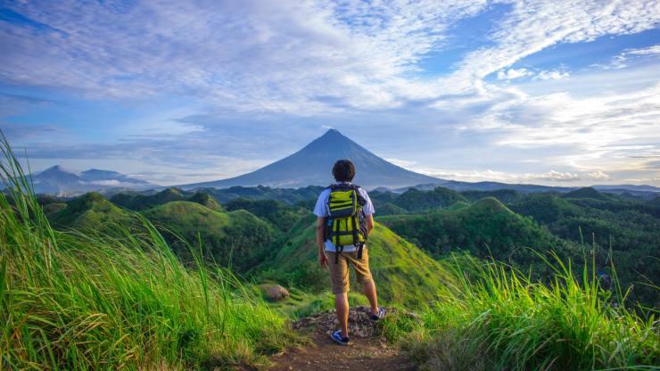 Turismo de volcanes