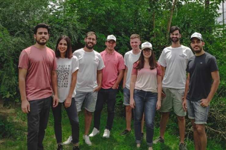 El equipo de EcoLink en Córdoba
