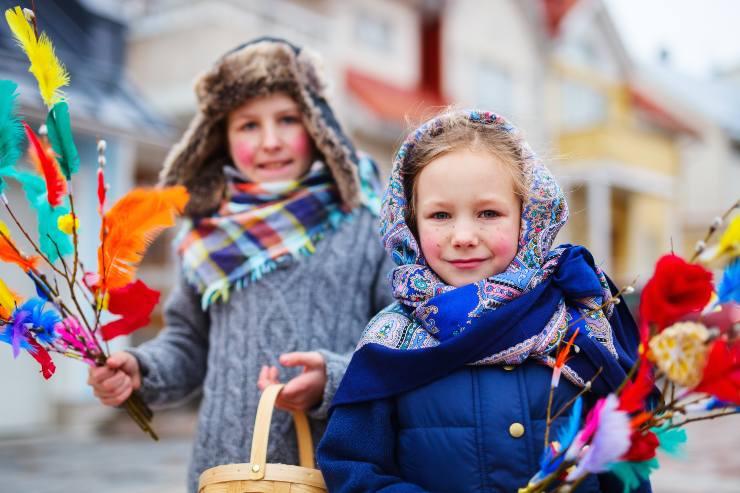 Niños en Finlandia
