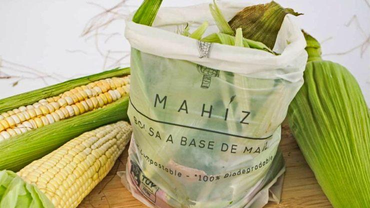 Mahiz Biopack, bolsas a base de maíz
